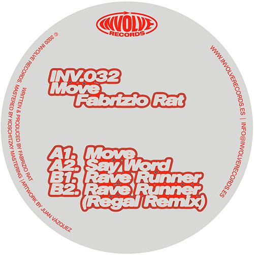 Involve Records - INV032-THE-MOVE-A